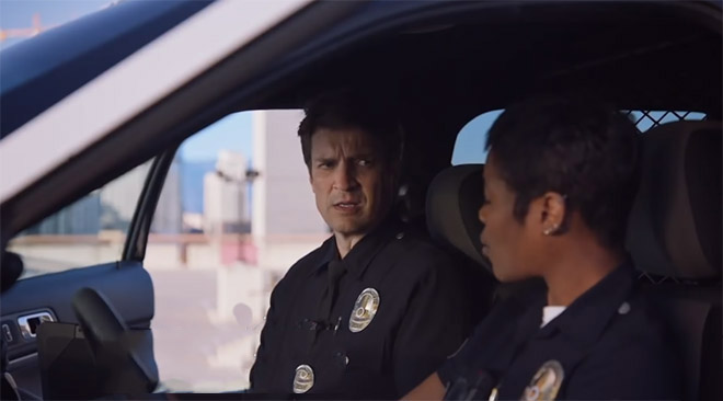 The Rookie serie tv