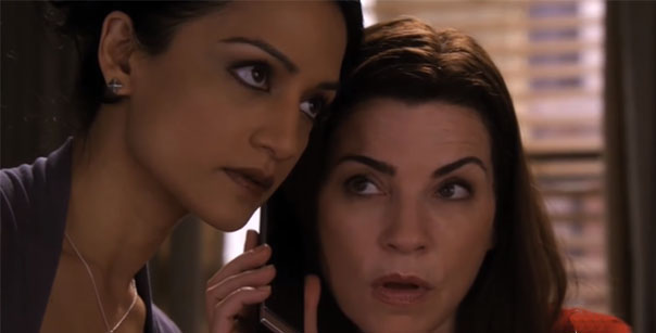 The Good Wife Serie TV