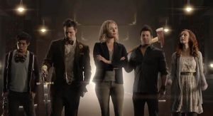 the librarians serie tv